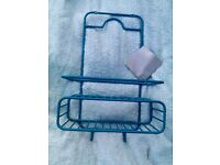 Shower Caddy - Green - Habitat - new tag on £1