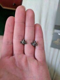 Brand new Vivienne westwood ear rings