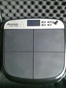 ALESIS quad sample pad