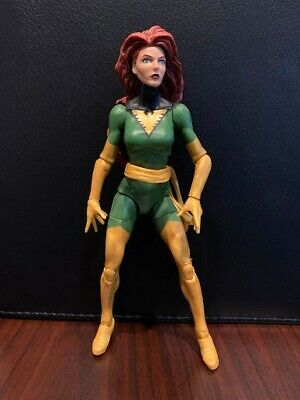 Marvel Legends Jean Grey Phoenix - complete, loose figure, great condition