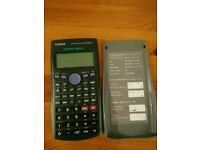 Casio calculator, working