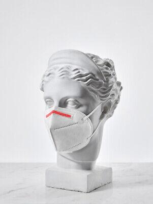 20x FFP2 Atemschutzmaske im Dispenser, einzelverpackt, 6-lagig, Made in Austria
