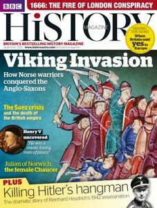 BBC History Magazines - Various Back Issues