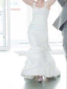 Wedding Dress - Size 10
