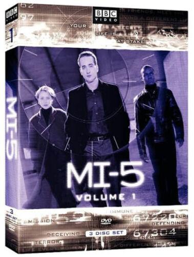 MI-5, Vol. 1 [3 Discs] (2004, DVD)