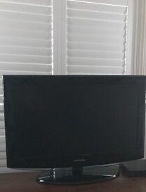 SAMSUNG PLASMA TV DV3 HD READY SURROUND SOUND 32 INCH & STAND