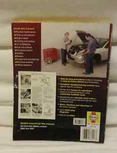Haynes Repair Manual: General Motors, Chevrolet Malibu Edmonton Edmonton Area image 3