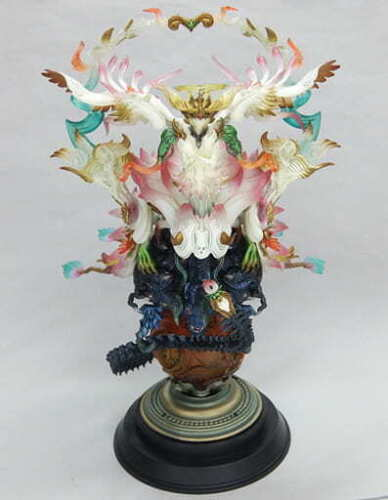 FINAL FANTASY XIV Ultima The High Seraph Meister Quality Figure Statue Only