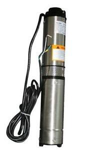 Deep well pump ebay for How to test well pump motor