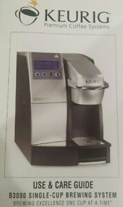 Keurig Commercial Coffee System Brand New