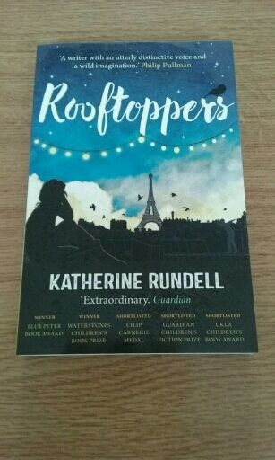Katherine Rundell: Rooftoppers Paperback (LOW PRICE)
