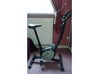 Exercise Bike (Dynamix) - currently one fixable seat height setting