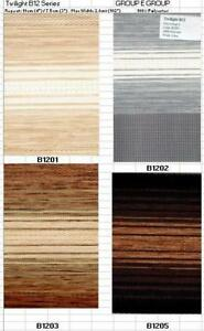 Wholesale Blinds Plus Extra 25%. Zebra Shades Twilight Duo Blackout Sheer Shades BlindsDeluxe.ca