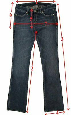 You can use this easy, practical jeans measuring guide to find your perfect jean size and take the guesswork out of choosing jeans to try on in-store, or ordering jeans online. Measure a Great-Fitting Pair of Jeans.