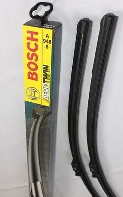 2 x Wiper Blade Bosch Windshield Wiper Set W211 S211 Front Wiper A948S Mercedes