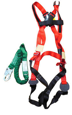 Altec Supply 900088845 Buckingham Universal Harness Lanyard Kit