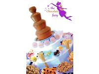 Luxury Chocolate Fountain Hire For Special Occasions!