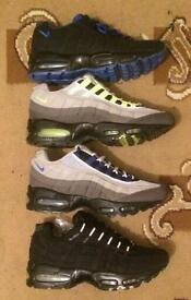 NIKE AIR MAX 95 MENS TRAINERS - SALE - WOW - LOADS OF SIZES - BUY NOW!
