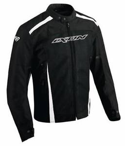 Ixon Hacker Game Motorcycle Jacket Cromer Manly Area Preview