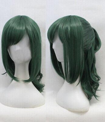 My Hero Academia Inko Midoriya Cosplay Wig for Sale - Green Wigs For Sale