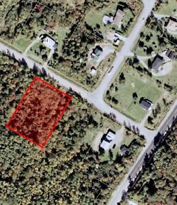1 acre building lot in Lower Greenwich not far from Grand Bay