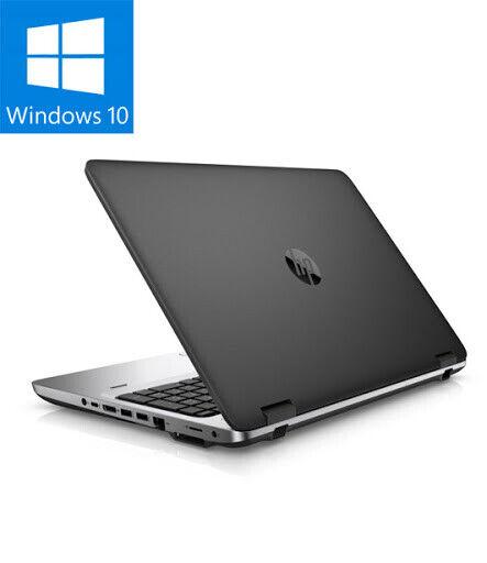 "Laptop Windows - Core i7 HP Probook 15"" laptop - 1TB SSD Hybrid, 16GB RAM, Windows 10, Warranty"