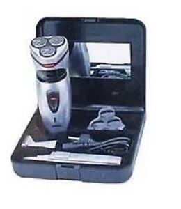 rasoir electrique zowael 3 tete rechargeable tondeuse a. Black Bedroom Furniture Sets. Home Design Ideas