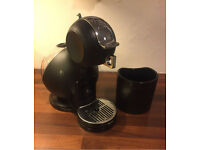 REDUCED PRICE - NESCAFÉ DOLCE GUSTO COFFEE MACHINE, BLACK