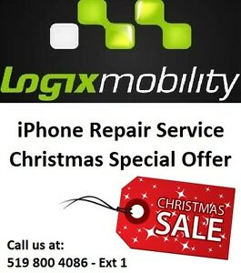 iPhone 6 / 6 + / 5S / 5C / 5 Screen replacement Christmas Offer