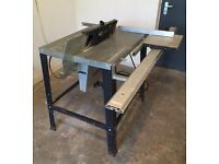 Table Saw ELU ETS 3151 Sawking