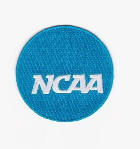 NCAA PATCH COLLEGE BASKETBALL BLUE LOGO JERSEY PATCH  MARCH MADNESS IRON/SEW ON