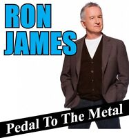 RON JAMES | Live @ The Fredericton Playhouse | Nov 17th