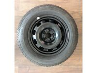 VW spare tyre BRAND NEW