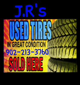 22 inch & 20 inch used tires for the best price!! $50-$100 each