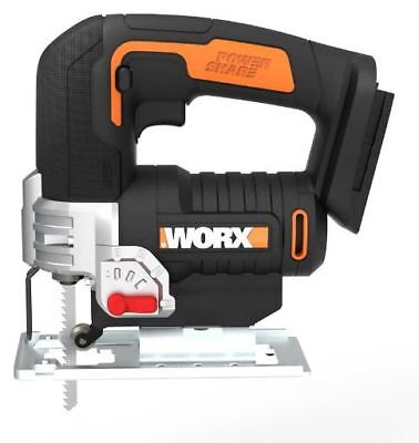 WORX WX543L.9 20V Powershare Cordless Jigsaw (TOOL ONLY)