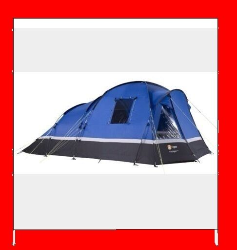 Hi Gear Voyager 6 tent 1 YEAR OLD  sc 1 st  Gumtree : tents liverpool - memphite.com