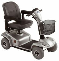 LEO-4S Four wheel scooter - Silver - Never Used - Best Offer !!