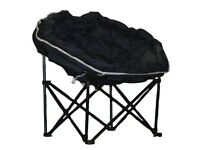 Quest Elite Deluxe Large Navy Moon Chair