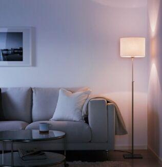 IKEA ALÄNG adjustable floor lamp worth $79, in brand new condition