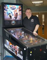FULL THROTTLE Pinball! ONLY AT NITRO!