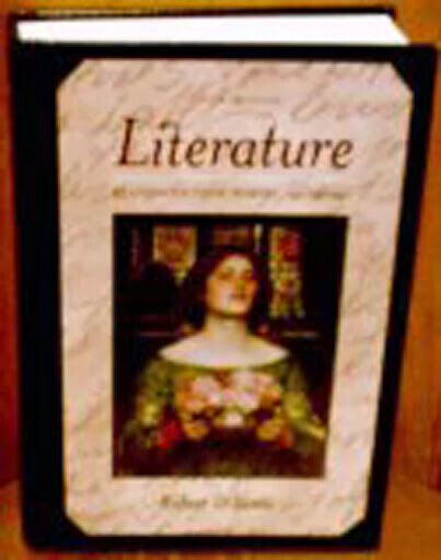 Literature Reading Fiction Poetry Drama by Robert Diyanni