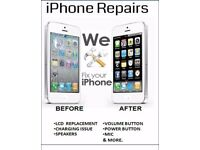 Iphone & Samsung Lcd and other parts repair