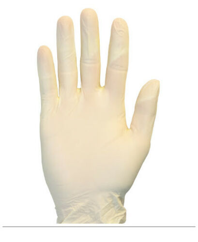 NEW CASE of 1,000 Safety Zone Synthetic Vinyl Resin Gloves MEDIUM Latex-Free +++