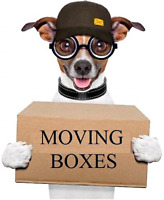 NEW MOVING BOXES  - LOWERED PRICE