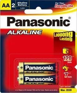 Panasonic AA Battery Heavy Duty Long Life Power Earth Friendly Zinc Maddington Gosnells Area Preview