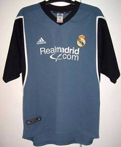 ADIDAS REAL MADRID AWAY JERSEY******2002 SIZE XL RARE/VINTAGE Reservoir Darebin Area Preview