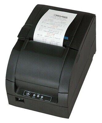 Snbc Btp-m300 Serial Usb Impact Pos Bar Kitchen Receipt Printer Auto Cut