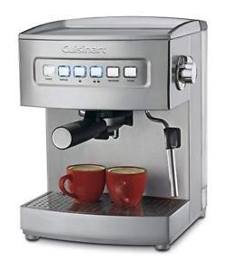 Machine à Espresso Manuel EM-200C Cuisinart