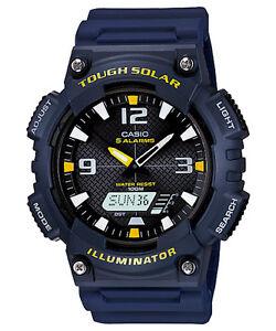 Casio-AQ-S-810W-2A-Navy-Blue-Tough-Solar-Watch