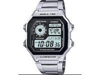 Casio Men's World Illuminator Watch - model 3299.